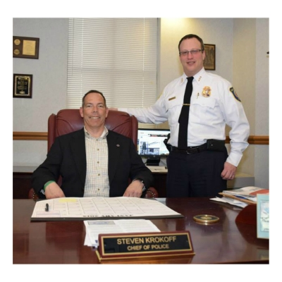 Albany Police Chief for a Day
